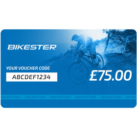 Bikester Gift Certificate £75
